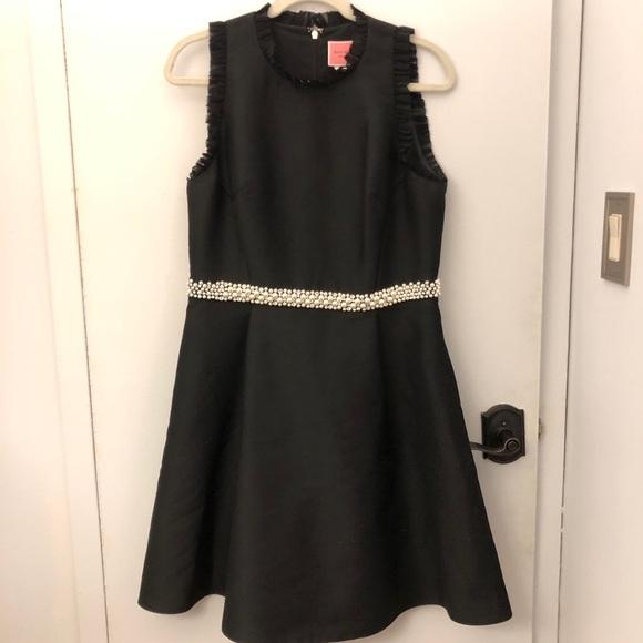 Mikado Pearl dress
